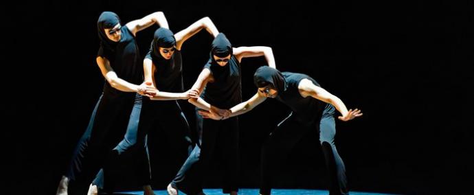 Le Ballet Nice Méditerranée au Théâtre de Verdure