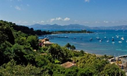 Promenade sur l'île Sainte Marguerite
