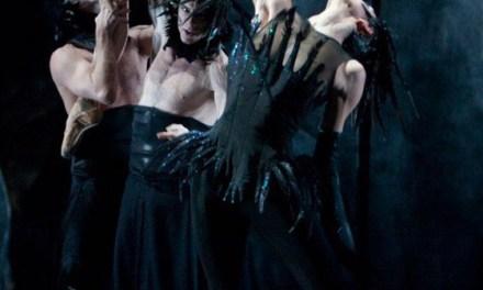 """Les Ballets de Monte-Carlo, """"LAC"""" de J.C. Maillot"""