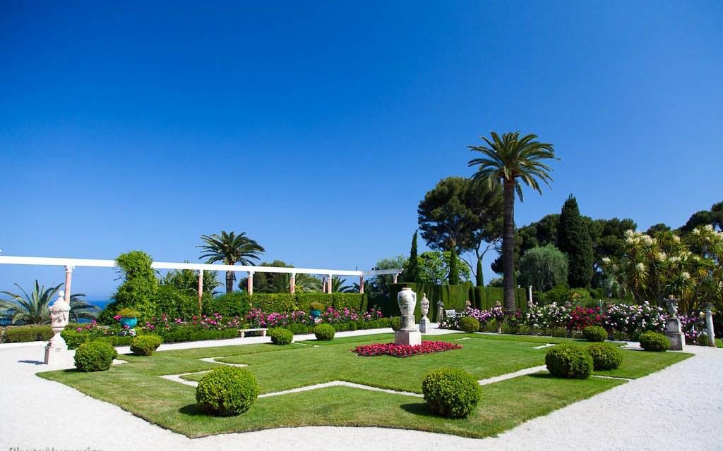 Photo de la semaine : Jardins de la Villa Ephrussi de Rothschild