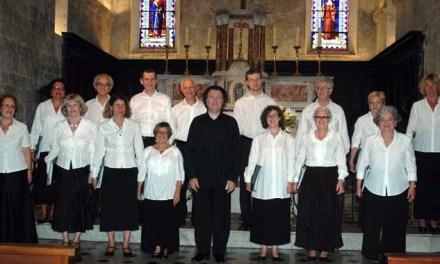 Concert par l'Ensemble Vocal Rénanim