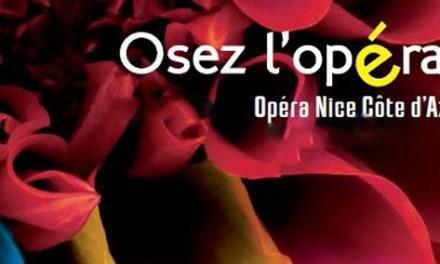Saison lyrique 2013 de l'Opéra Nice Côte d'azur