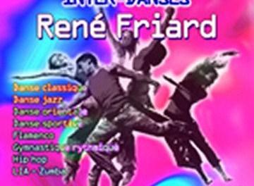10e GALA INTER DANSES René Friard