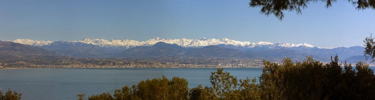 Photo de la semaine : Entre Mer et Montagne