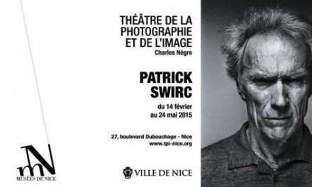 Patrick SWIRC au Théâtre de la Photographie et de l'Image