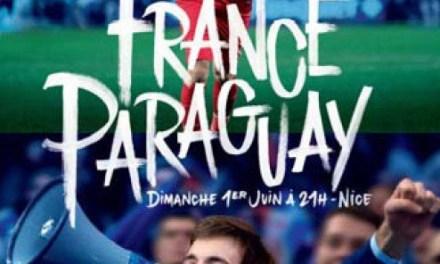 Match France-Paraguay
