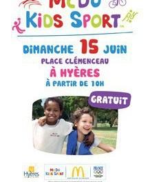 Mac Do Kids Sport