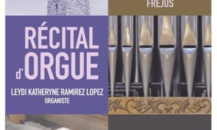 Saison d'orgue 2013/2014 à la Cathédrale de Fréjus