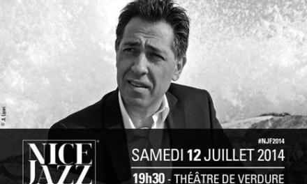 La musique pour sauver des vies – Nice Jazz Festival 2014