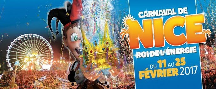 Carnaval de Nice 2017 – Programme