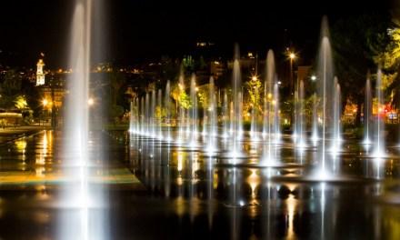 Photo de la semaine : Les grandes eaux du Paillon