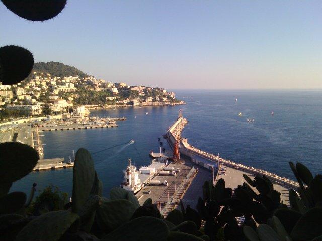 Photo de la semaine : Port de Nice