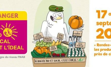 Manger Bio et Local, c'est l'Idéal