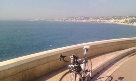 Photo de la semaine : Balade en vélo sur Rauba Capèu