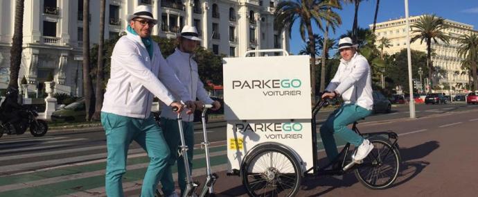 Parkego, un service voiturier innovant