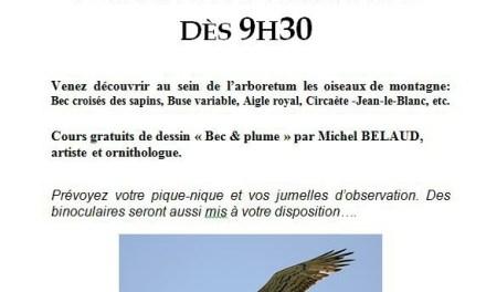La Journée de l'Oiseau