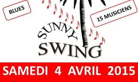 Concert de Sunny Swing