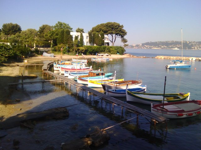 Photo de la semaine : Port de l'Olivette