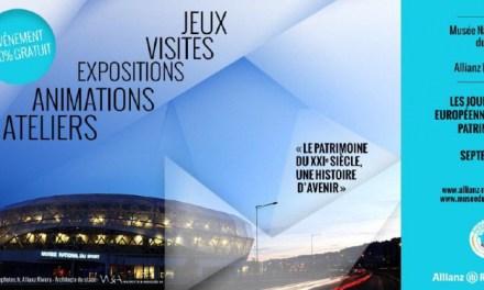 Journées Européennes du Patrimoine au Musée National du Sport