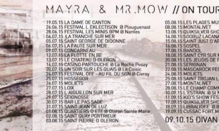 Mayra & Mr Mow