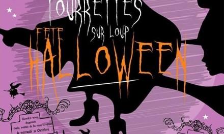Halloween à Tourrettes-sur-Loup