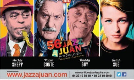 56ème Festival de Jazz à Juan