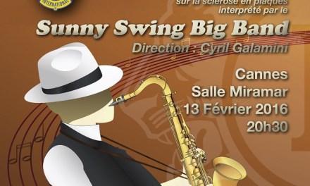 Concert du Big Band de Jazz Sunny Swing