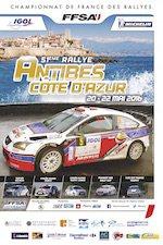 Rallye d'Antibes Côte d'Azur