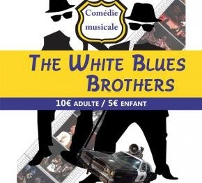 The White Blues Brothers