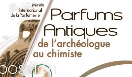 Exposition Parfums Antiques, de l'archéologue au chimiste
