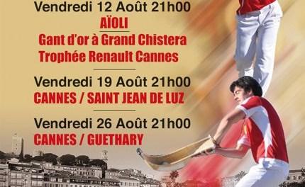 Cannes Pelote Basque