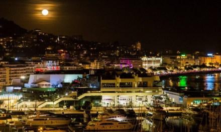 Photo de la semaine : Cannes vue du Suquet