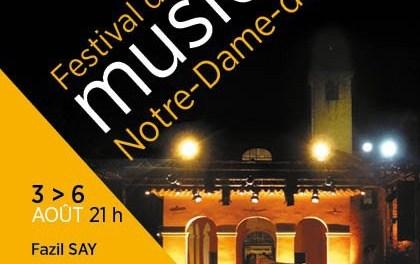Festival de musique Notre-Dame-de-Vie