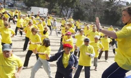 Cours de Tai-chi pour séniors