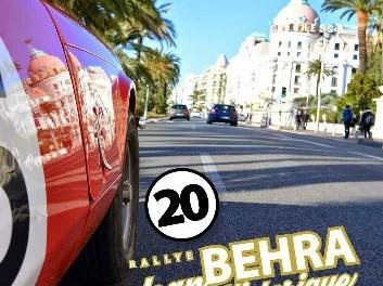 Rallye Jean Behra Historique