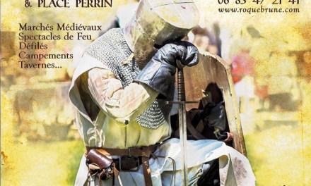Médiévales Roquebrunoises