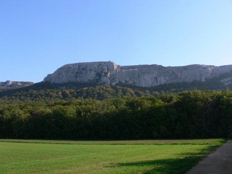 Photo de la semaine : Massif de la Sainte-Baume