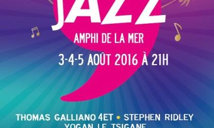 Cap Jazz à Cap d'Ail