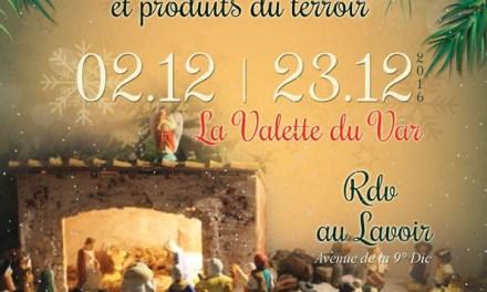 Foire aux Santons à La-Valette-du-Var