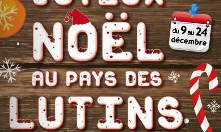 Joyeux Noël au pays des Lutins à Villeneuve-Loubet
