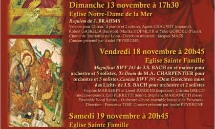 15ème Festival de Musique Sacrée