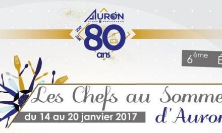 Festival de la Gastronomie de Montagne – Les chefs au sommet d'Auron