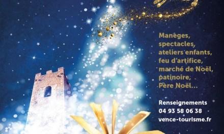 Il était une fois … Noël à Vence