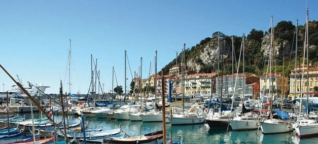 Port Lympia,Nice