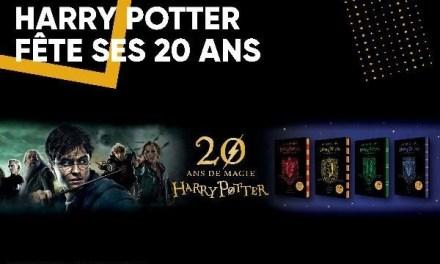 La Fnac Cagnes-sur-Mer célèbre Harry Potter le 4 février 2018