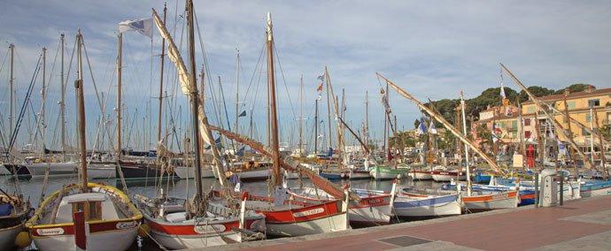 Port de Plaisance,Sanary-sur-Mer