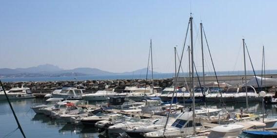 Port de Plaisance,Saint-Aygulf