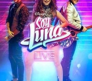 Soy Luna Live au Palais Nikaia le 20 février 2018