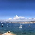 Cannes depuis Sainte-Margerite, F. Fillon©