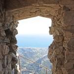 les ruines du château, bibi©